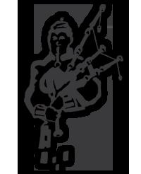 Roland_Jezussek_Dudelsackspieler_Piper_Logo